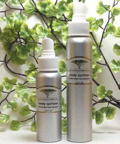 Blessed Botanicals Body Spritzer Invigorating Blend - Both Sizes