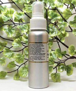 Blessed Botanicals Facial Tonic Ingredients