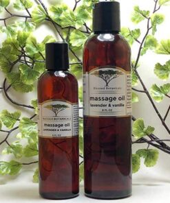 Blessed Botanicals Massage Oil - Both Sizes