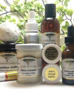 Blessed Botanicals Pamper Thyself Package