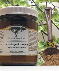 Blessed Botanicals Adaptogenic Cocoa Jar