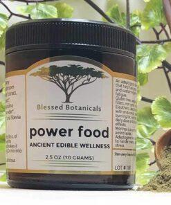 Blessed Botanicals Power Food Jar