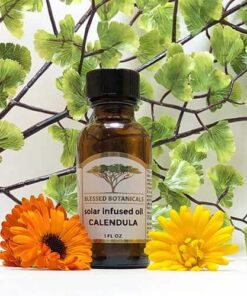 Blessed Botanicals Calendula Oil 1 fl oz Bottle