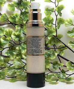 Blessed Botanicals Face Rescue Gel - Ingredients