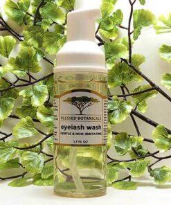 Blessed Botanicals Eyelash Wash 1.7 fl oz Bottle